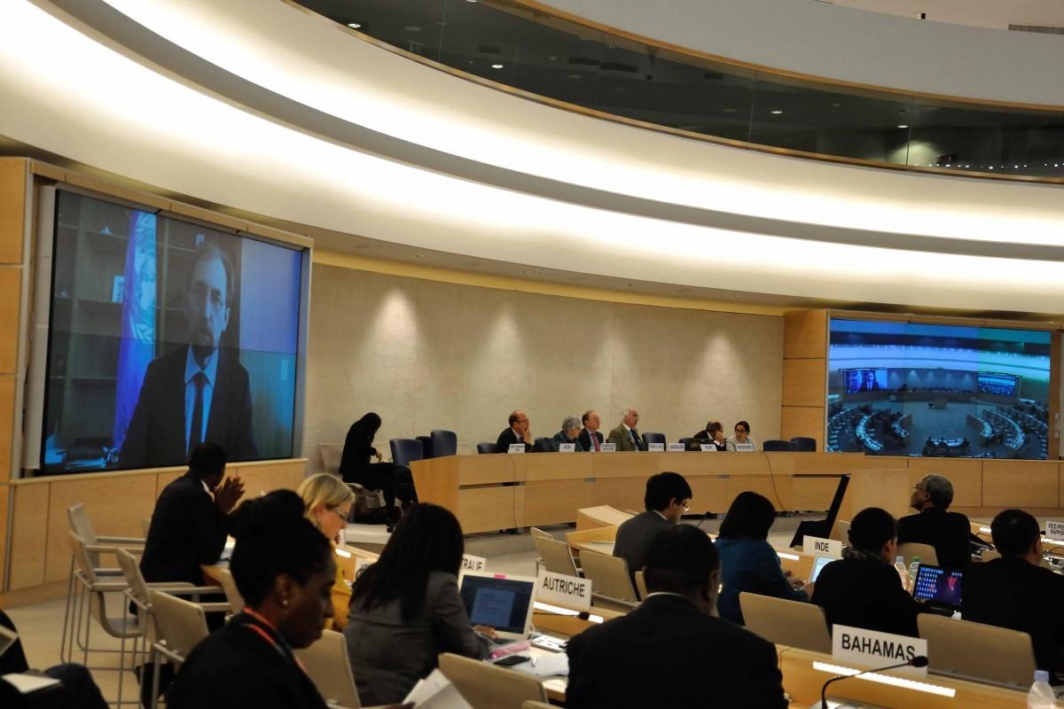 Opinion: Pourquoi faire un rapport sur les plaintes des victimes s'il n'est pas débattu au Conseil des Droits de l'Homme?