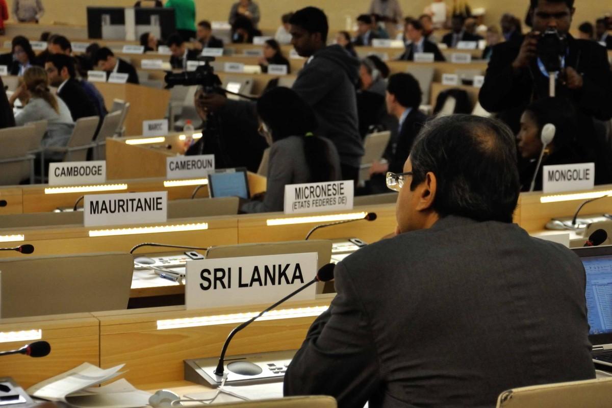 Sri Lanka juzgará los crímenes de su guerra civil en tribunal nacional