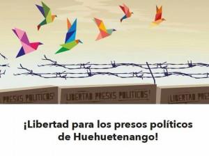 En una actividad en la Universidad de Ginebra, convocadas por las organizaciones suizas Peace Watch y Km207, se distribuyeron estas postales entre los asistentes, para hacerles llegar mensajes directos a quienes guardan prisión en Guatemala.