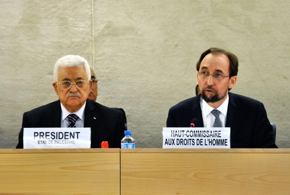 """""""La ocupación de Palestina debe terminar"""": Alto Comisionado para los Derechos Humanos"""