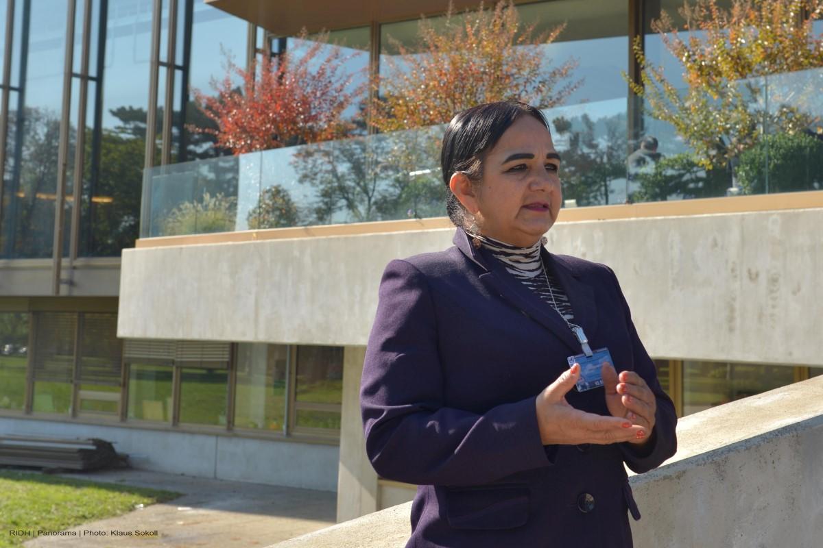 ONU recibe denuncias de congresista opositora boliviana