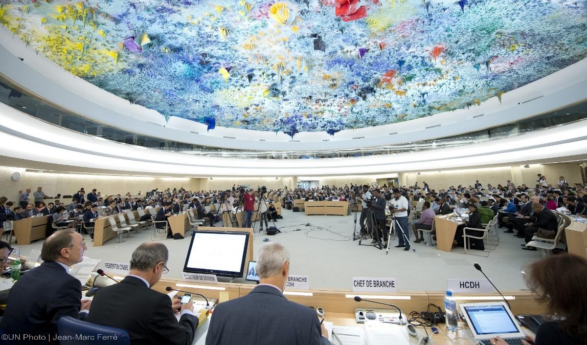 Empieza el primer Consejo de Derechos Humanos de 2016