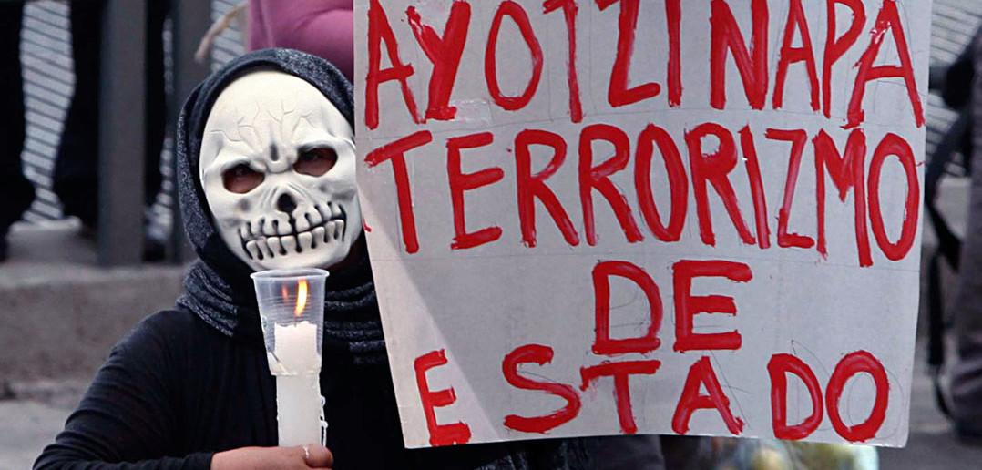 Ginebra recuerda a los 43 estudiantes desaparecidos de Ayotzinapa