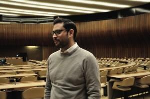 Omar Rábago, director del Consejo de IFEX.