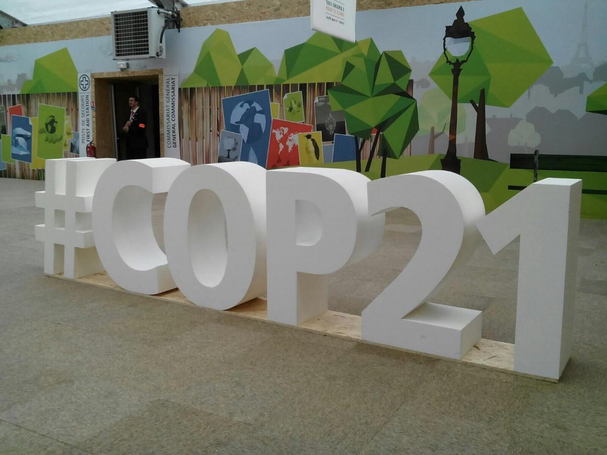 COP21: el mundo hace frente al cambio climático