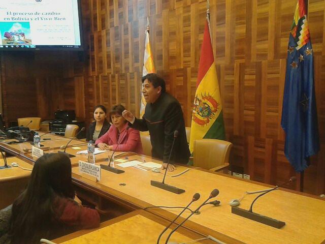 Bolivia propone en la ONU que cada uno done el costo de la comida de un día de ayuno