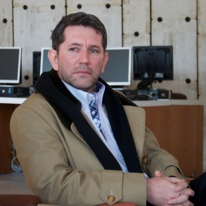 Francisco Benítez Añasco, representante de la Coordinadora de Derechos Humanos del Paraguay –Codehupy–