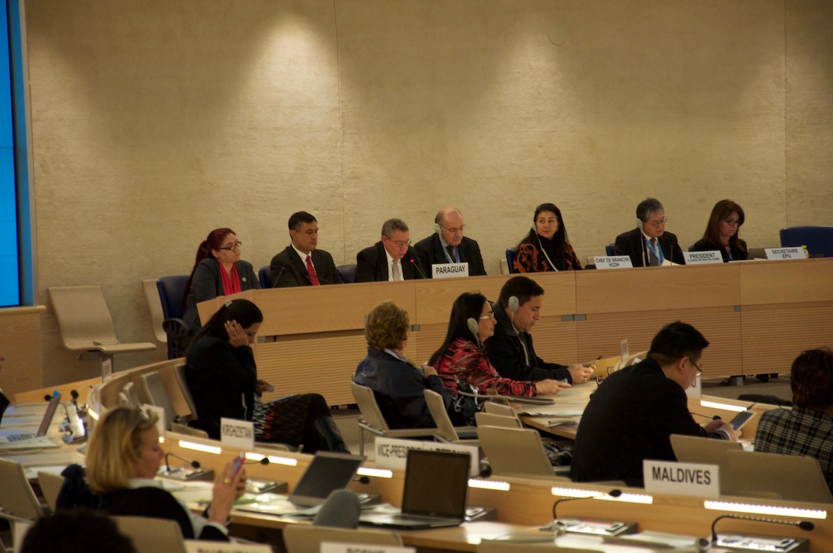 Paraguay rechaza en la ONU descriminalizar el aborto