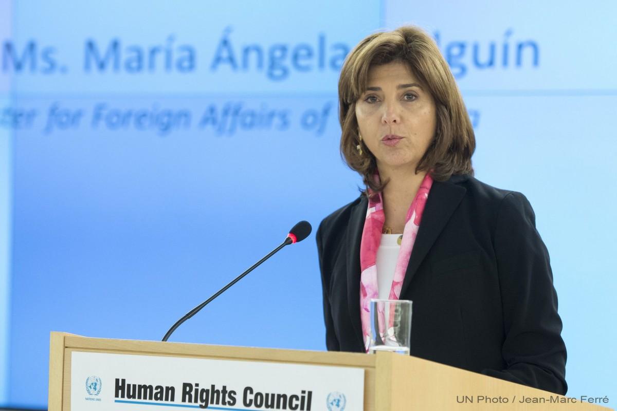 Colombia aseguró en la ONU que no habrá amnistías en el proceso de paz con las FARC