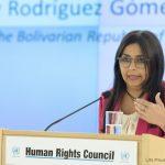 Venezuela pide a la ONU revisar Ley de Amnistía que impulsa la oposición