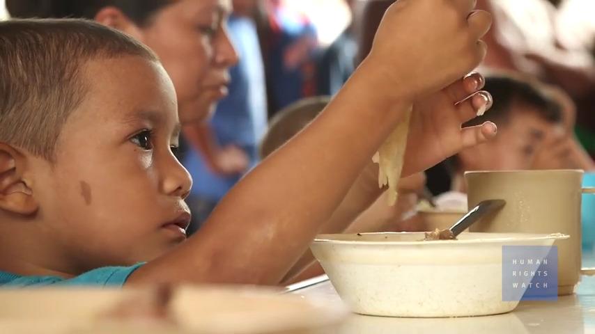 México fracasa en la protección de niños refugiados