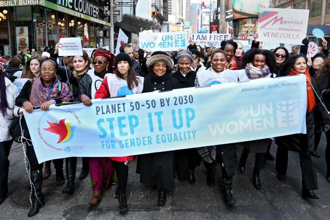 Día Internacional de la Mujer: así lo celebra la ONU
