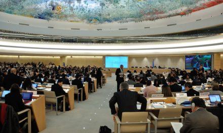 La ONU reafirmó el principio de la justicia transicional para países con crisis en DD. HH.