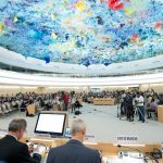 Why issue a report on victims' complaints if it is not debated at the Human Rights Council?