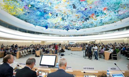 Este martes 13 de septiembre empieza la 33.ª sesión del Consejo de Derechos Humanos