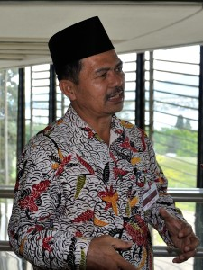 Henry Saragih, chairman of the Indonesian Peasant Union and the General Coordinator of La Via Campesina.