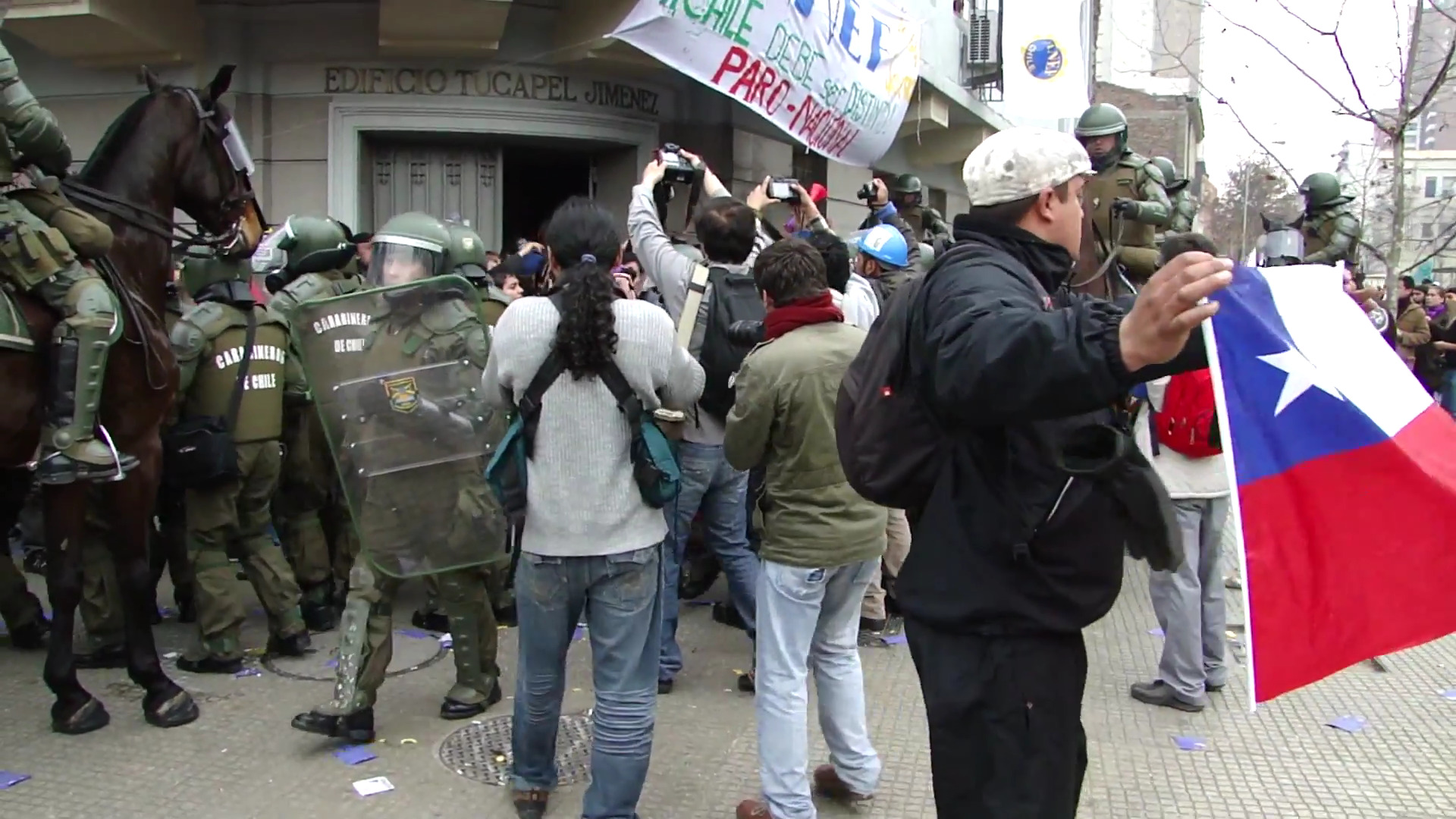 Experto de la ONU instó a Chile a reformar la jurisdicción militar