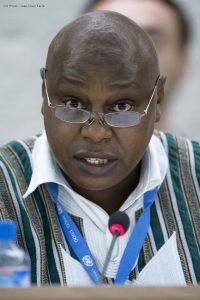 Maina Kiai es el Relator Especial de la ONU sobre la libertad de reunión pacífica y asociación.