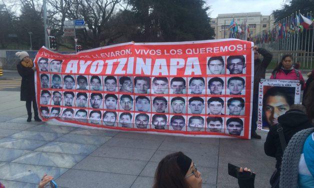 La CIDH debe permanecer en México por caso Ayotzinapa