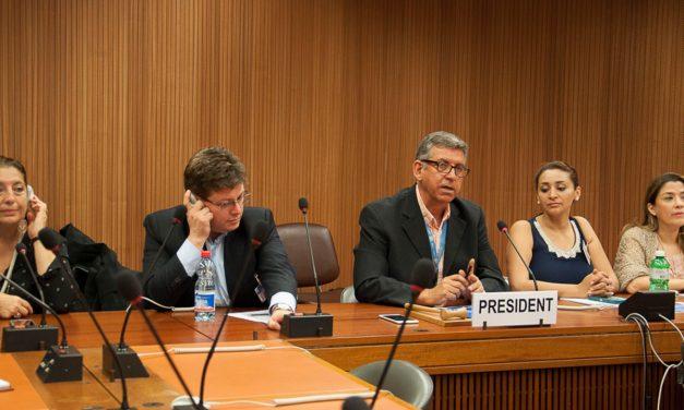 ONG se pronunciaron sobre los derechos humanos en Ecuador