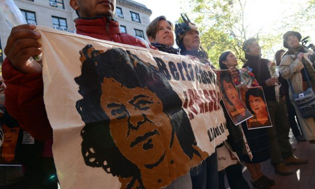 Naciones Unidas urgió a Honduras a enjuiciar a los asesinos de Berta Cáceres