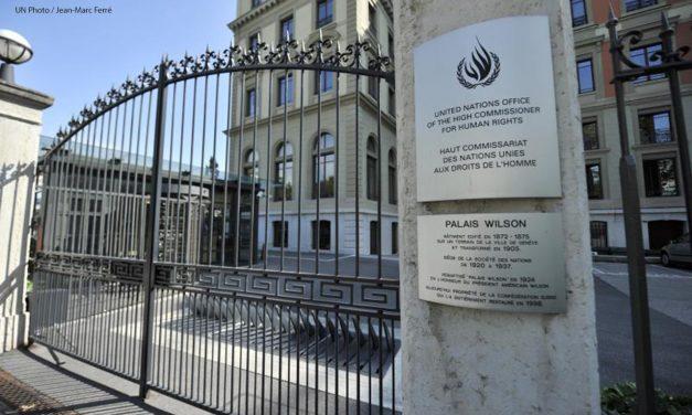 ACNUDH instó de nuevo a Honduras a investigar las violaciones de derechos humanos en el contexto poselectoral
