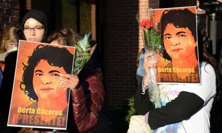 Relator de la ONU homenajeó a Berta Cáceres durante su discurso ante el Consejo de Derechos Humanos