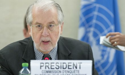 Syria: An issue portraying the increased politicisation of the Human Rights Council