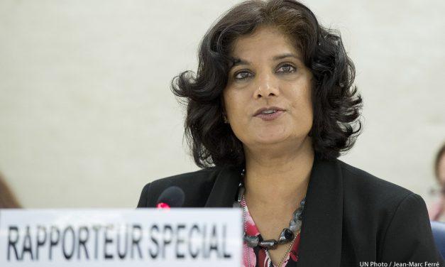 """Prácticas de las maras son para la ONU """"formas contemporáneas de esclavitud"""""""