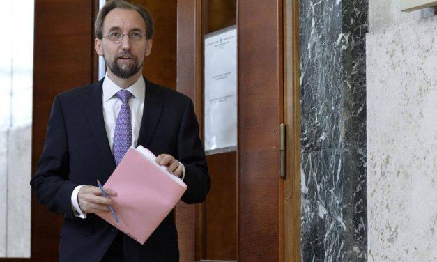 El Alto Comisionado para los Derechos Humanos asistirá a la firma del acuerdo de paz en Colombia