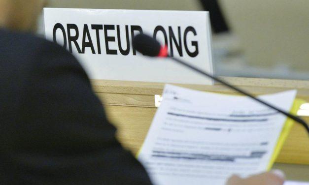 ¿Cuál es el espacio para la sociedad civil en el Consejo de Derechos Humanos de la ONU?