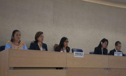 Estados pidieron a Venezuela cooperar con el sistema de derechos humanos de la ONU