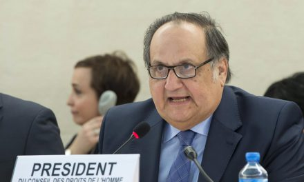 El Salvador asumió la presidencia del Consejo de Derechos Humanos de la ONU