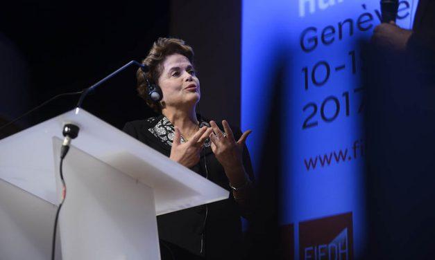 Dilma Rousseff sentenció que nadie publicará datos implicándola en la corrupción