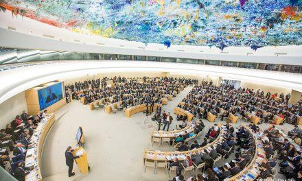Bajo la amenaza del abandono de EE. UU., el Consejo de Derechos Humanos empieza su 38. ª sesión