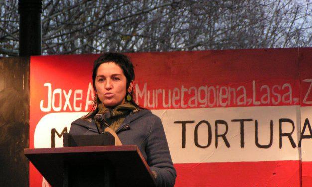 La ONU pidió a Suiza no extraditar a España a una militante vasca