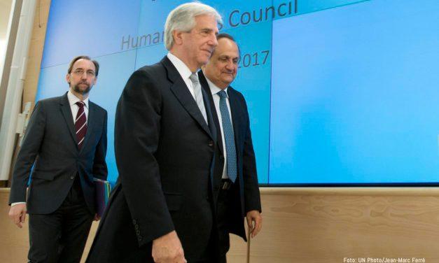 """El presidente uruguayo reivindica en la ONU el """"derecho humano a la sensatez"""""""