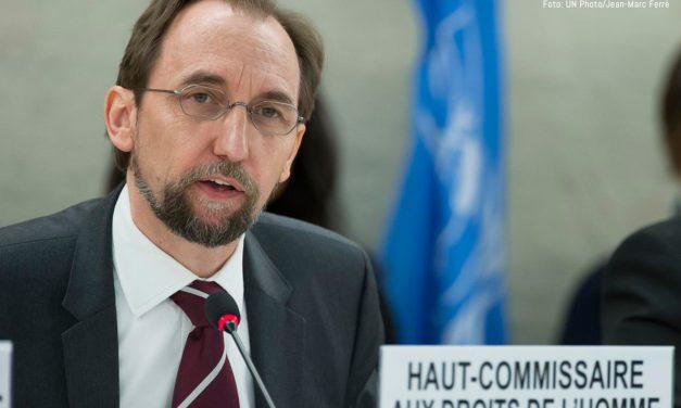 El ACNUDH respaldó al comisionado de la CICIG y a la fiscal general de Guatemala