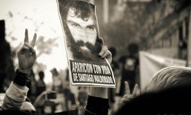 ONG denunció ante la ONU la desaparición forzada de Santiago Maldonado en Argentina