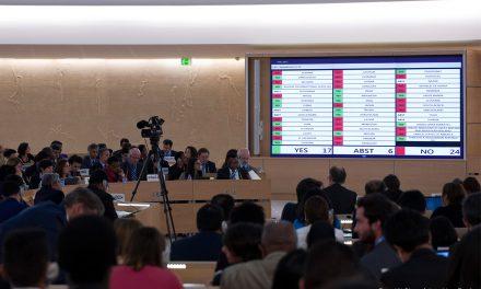 Finalizó la trigésima sexta sesión del Consejo de Derechos Humanos de la ONU