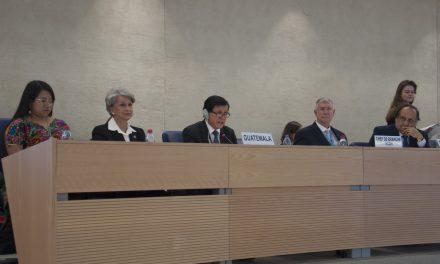 Examen universal de derechos humanos: el turno de Guatemala
