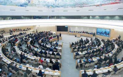 Concluyó la trigésima séptima sesión del Consejo de Derechos Humanos de la ONU