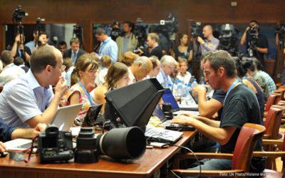 La ONU dio dos años a Guatemala para mejorar la protección de defensores y periodistas