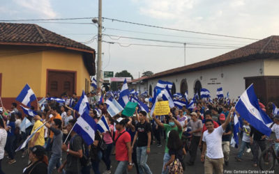 ACNUDH renueva su llamado a investigar los hechos violentos de las protestas en Nicaragua