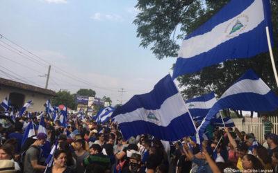 """""""Nicaragua no cumple con su obligación de proteger a manifestantes pacíficos"""": ACNUDH"""