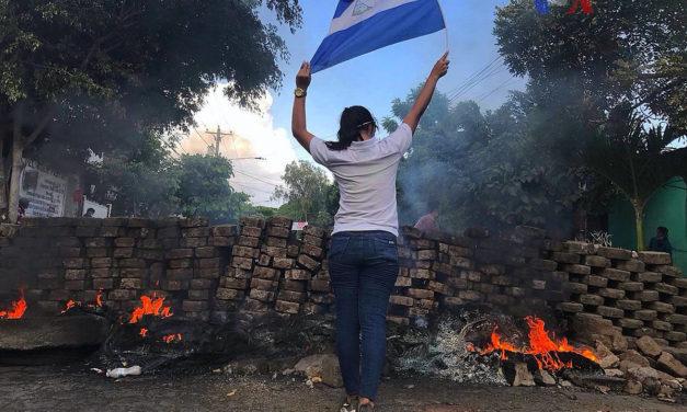 Nicaragua reiteró en la ONU su compromiso con la paz, pero la violencia en el país no cesa