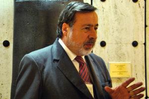 El jurista colombiano Gustavo Gallón fue el último titular del experto independiente de la ONU sobre Haití.