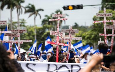 La represión en Nicaragua es sistemática: alto comisionado de la ONU para los derechos humanos
