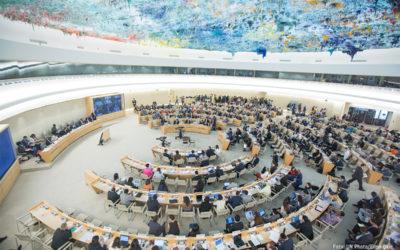 El Consejo de Derechos Humanos discutirá la situación de Venezuela en sus tres sesiones de 2019