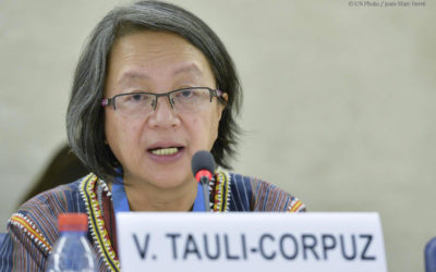 """""""Estados deben tener tolerancia cero frente a la violencia contra defensores indígenas"""": ONU"""